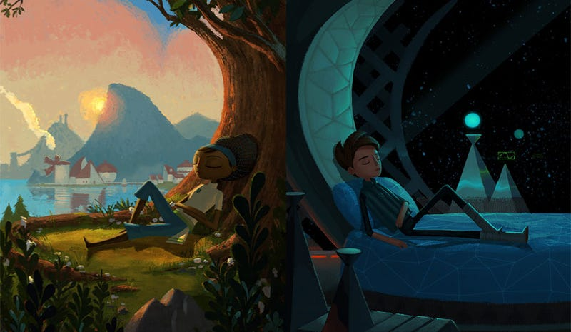 Get A First Look At Broken Age, Double Fine's New Adventure Game, In Action