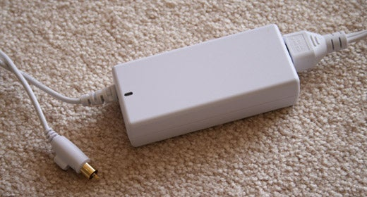 FastMac Truepower Indestructible iBook and Powerbook Charger Hands-On