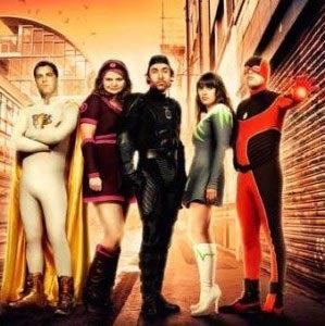 Superhero Sitcom Won't Lose Its Powers When It Crosses The Atlantic