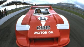 This Porsche Was The Last Sports Car To Set A Speedway Record
