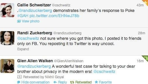 Private Zuckerberg Family Moment Inadvertently Made Public Thanks to Facebook