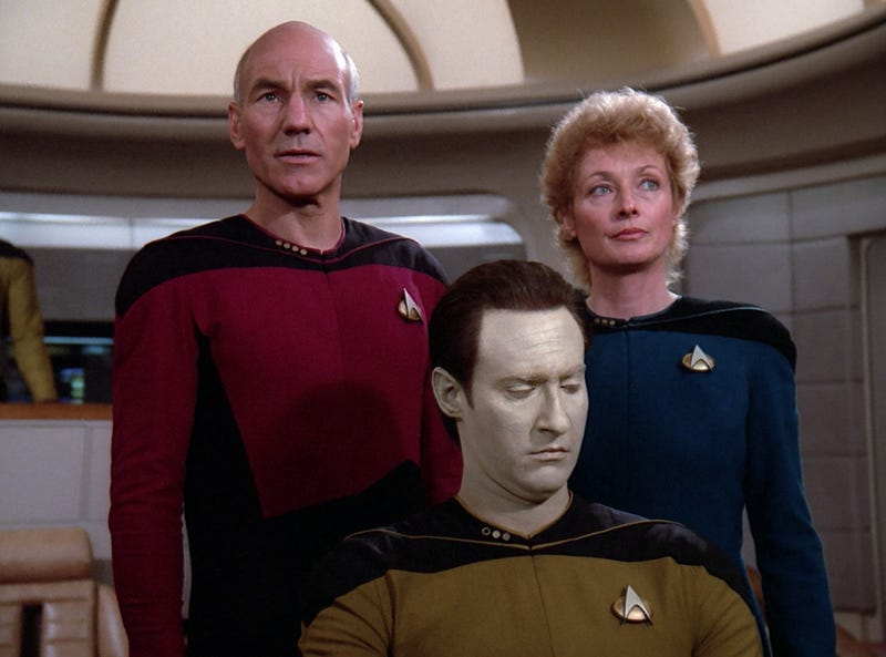 That new Blu-ray set might actually make you learn to love Star Trek: TNG season 2