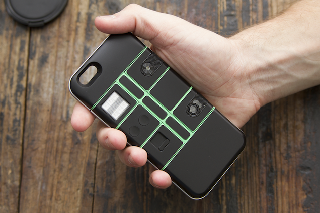 A Modular Phone Case Adds Every Accessory You Never Knew You'd Need