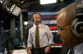 Has Kornheiser Already Had Enough Of This MNF Business?