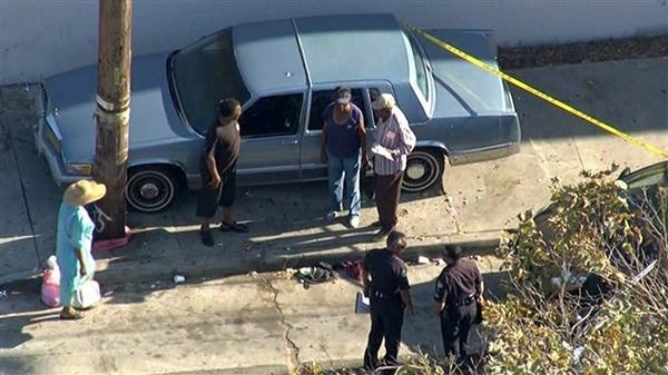 A 100-Year-Old Man Hit Nine Children With His Car In LA