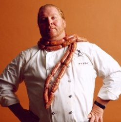 Does Mario Batali Think He's In Italy?