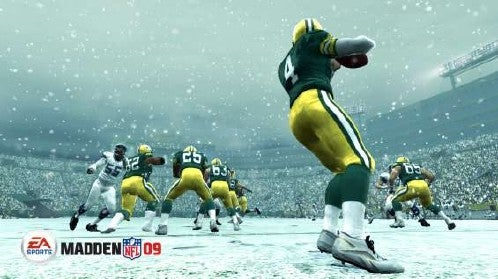 Madden '09 Review: It's Still a W in the Standings