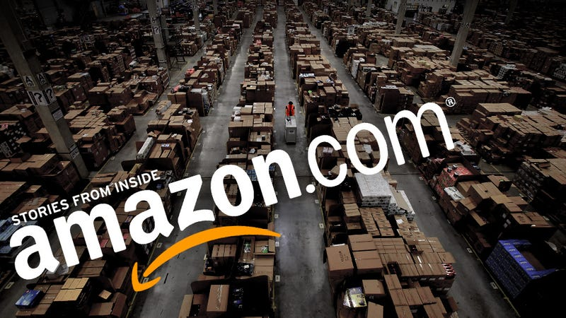 A Few More True Stories from Amazon Workers