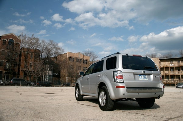 2008 Mercury Mariner Hybrid, Part Two