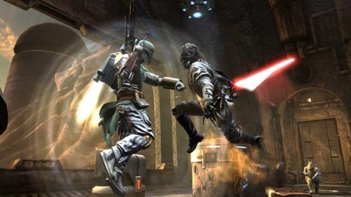 Trophy Support For Star Wars: The Force Unleashed Will Precede Tatooine