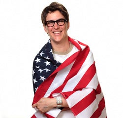 Do Liberals Have To Wrap Themselves In A Flag To Get Some Retribution?