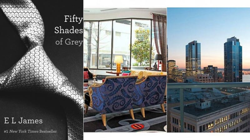 Now You Can Jill Off to Fifty Shades of Grey in the Real Fifty Shades of Grey Penthouse