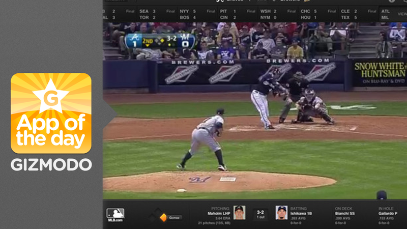 MLB at Bat 13: Catch Every Game on Your Phone or Tablet