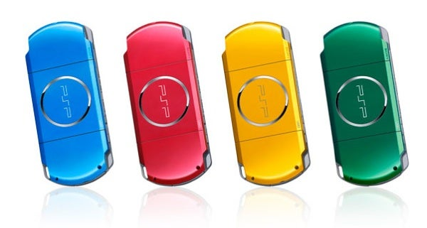 """PSP to Come in New, Festive """"Carnival Colors"""""""