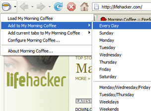 Kick Off Your Daily Browsing with Morning Coffee