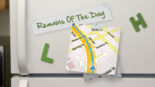 Remains of the Day: Google Wants to Bring all of Maps' Features to iOS, Other Platforms