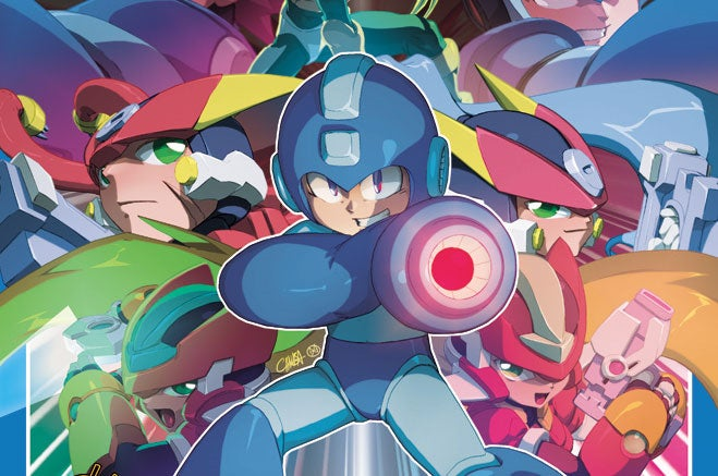 It's Time To Pay Tribute To Mega Man