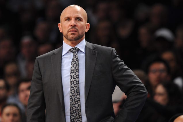 Jason Kidd Could Already Be Leaving The Brooklyn Nets