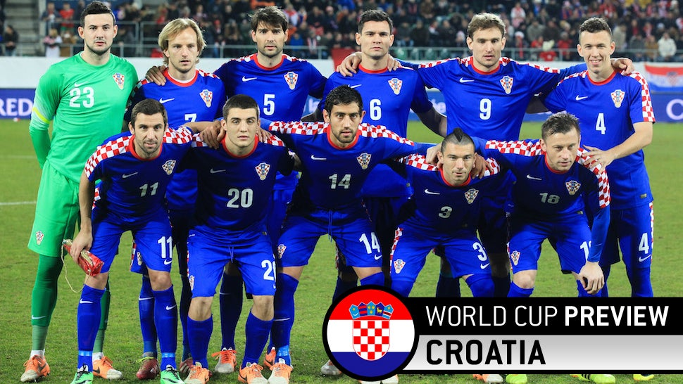 Croatia's World Cup Strategy: Rise And Grind