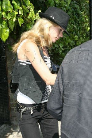 Snap Judgment: Kate Moss and Pete Doherty Wear Matching Outfits, Attend Rehab Together. Sweet!