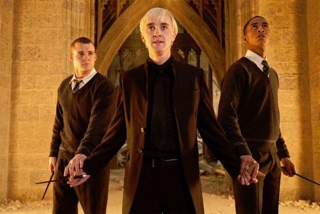 Harry Potter: Deathly Hallows pt 2 promo pics