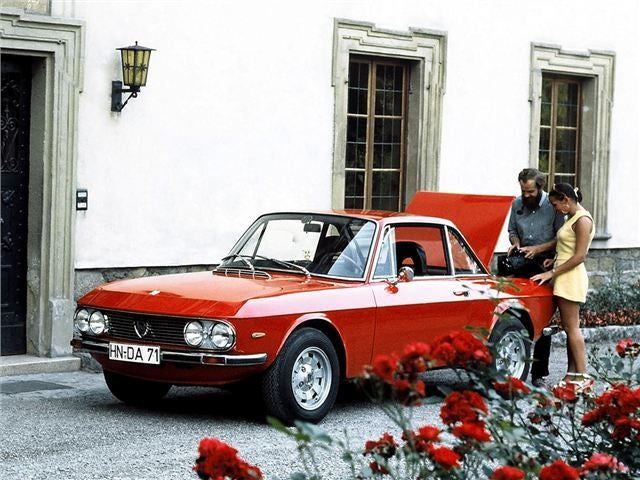 Jonny's Best of Europe: Lancia Fulvia HF