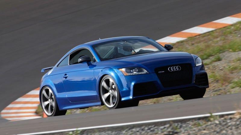 2012 Audi TT RS: First Drive