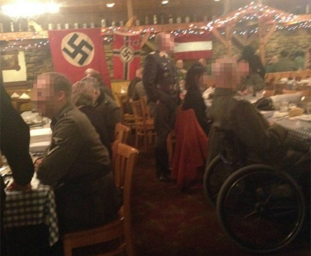 Fancy Midwestern Restaurant Hosts Nazi-Themed Dinner Party