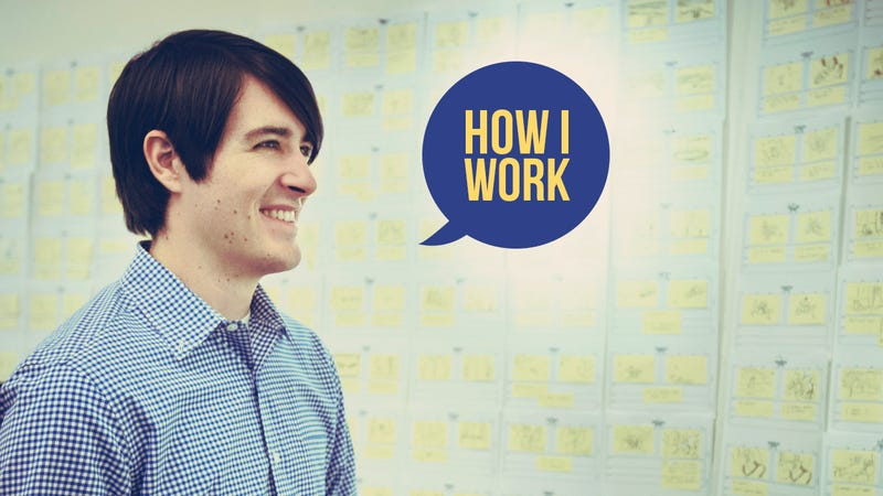 I'm J.G. Quintel, Creator of Regular Show, and This Is How I Work