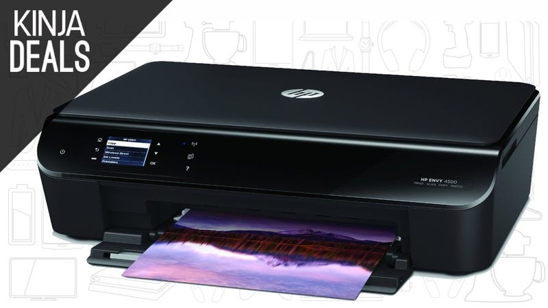 Today's Best Deals: $  40 Printer, GoPro Session, Popular Chef's Knife, and More