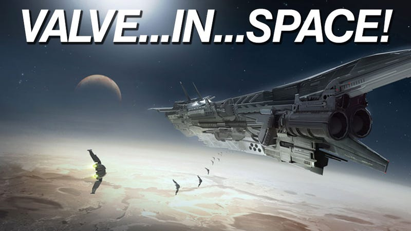 "Valve Was Once Making a ""Space Pirate"" Game"