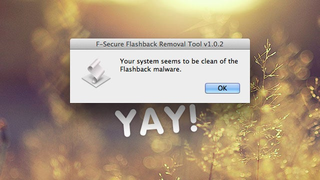 Check for and Remove the Flashback Trojan from Your Mac in an Instant