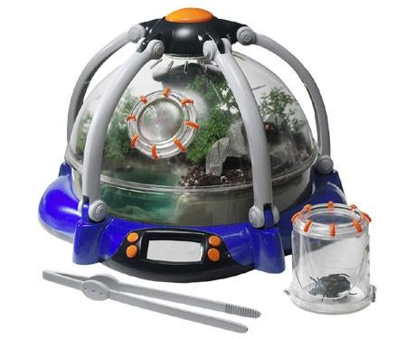 Discovery Biosphere Terrarium Lets Kids Play God