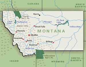 Beautiful Montana, A Sorry Place For Sports