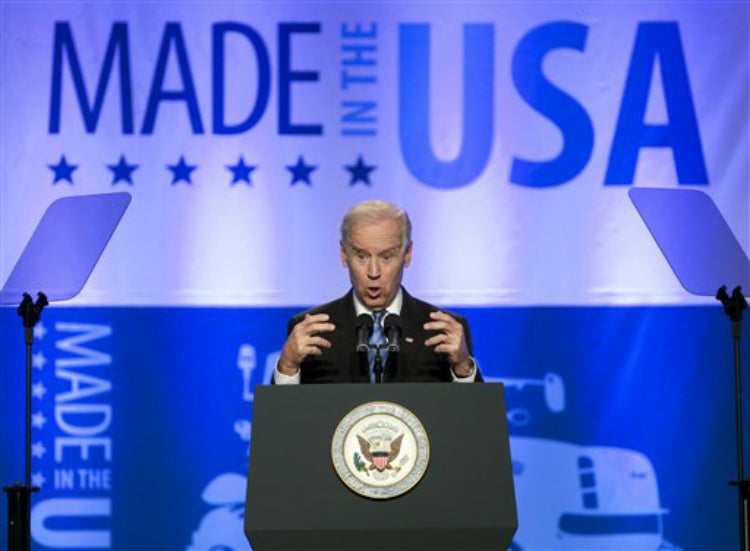 """Conspiracy-Theorist Christmas Comes Early as Biden Uses Term """"New World Order"""""""
