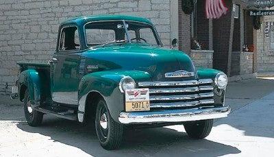 49 Chevy Truck
