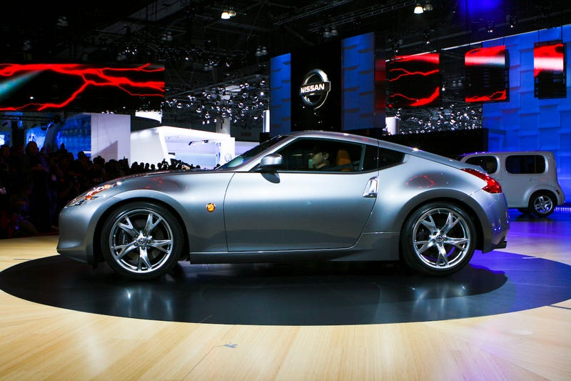 Top Ten Reveals of the 2008 LA Auto Show