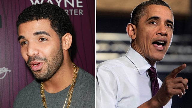 Drake Would Like to Play Barack Obama, But Why Stop Casting There?