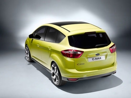 Ford C-MAX: Focus-Based Mini-Minivan May Come Stateside