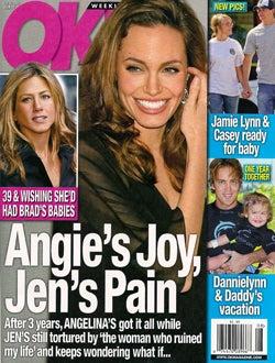 This Week In Tabloids: Britney's Secret Wedding, Angelina's Crazy Trip