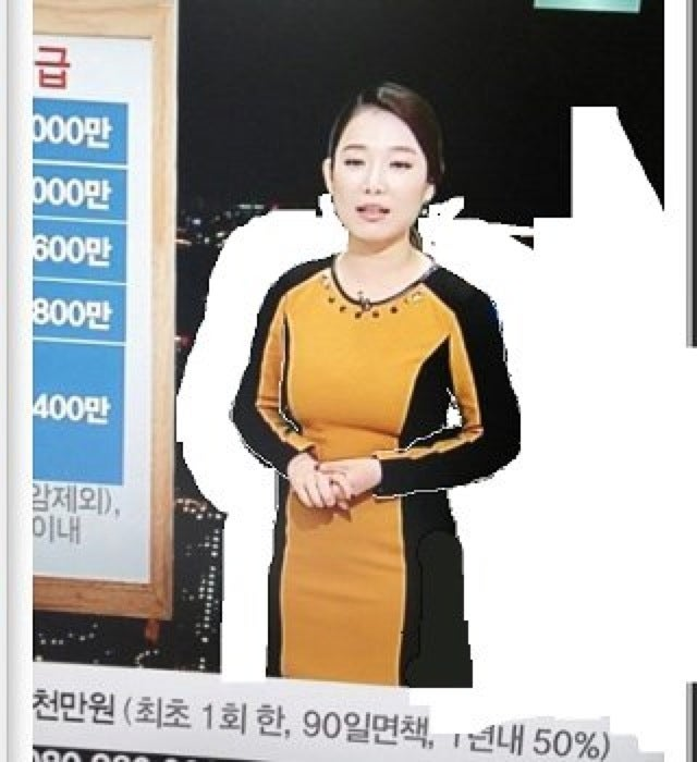 The Worst Outfit Ever Worn on South Korean Television
