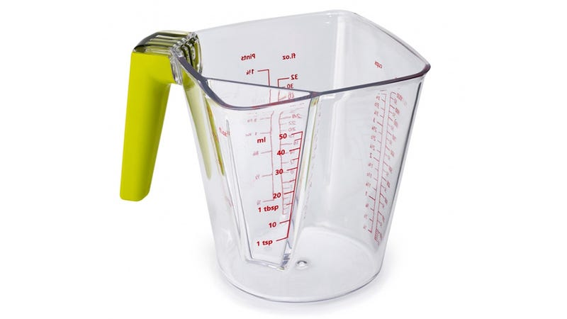 A Single Cup To Handle All Your Kitchen Measurements