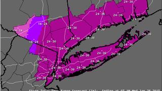 Major Blizzard Set to Dump Feet of Snow on New York City and Boston