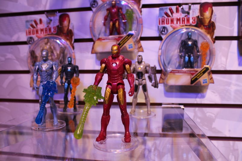 Spider-Man, Wolverine, Iron Man & The Avengers: All the New Marvel Action Figures