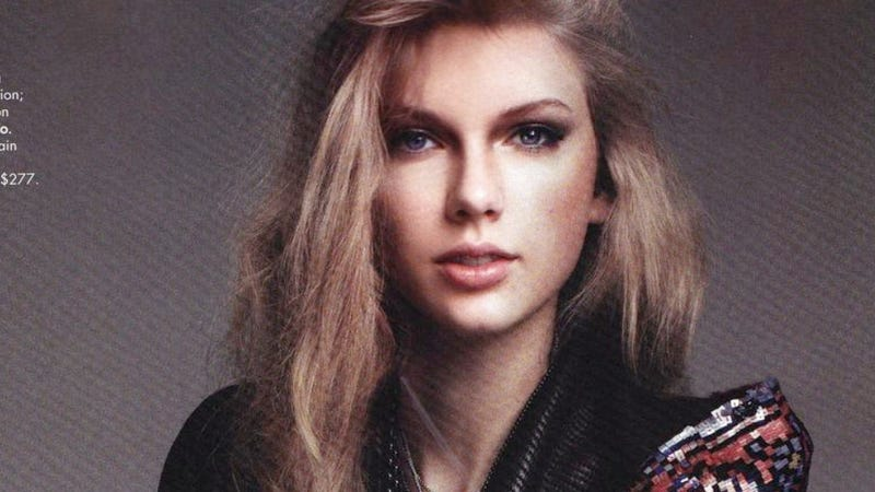 Here's Taylor Swift Wearing Kanye West