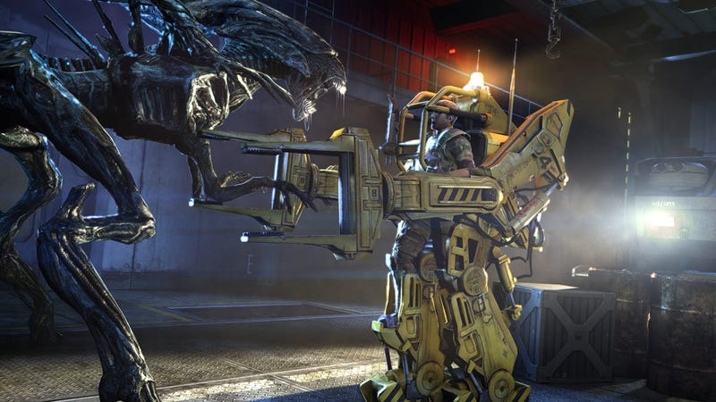 Aliens: Colonial Marines Is a Living Tableau of Death, Bloody and Alien