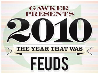 Great Feuds of 2010: Who Won, Who Lost, and Who Will Commit Harakiri