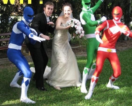 Joest gets married!