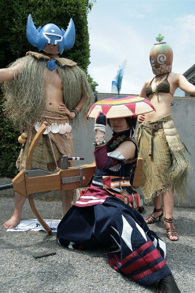 Mid-Summer Cosplay Was Wonderful This Weekend in Japan