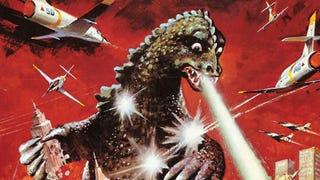 14 carteles antiguos de Godzilla que querrás colgar en tu casa